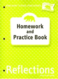 Harcourt school publishers reflections california student edition harcourt school publishers reflections california homework practice book reflections 07 grade 2 fandeluxe Images