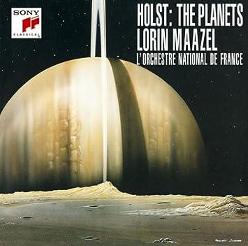 Amazon | ホルスト:組曲「惑星」...