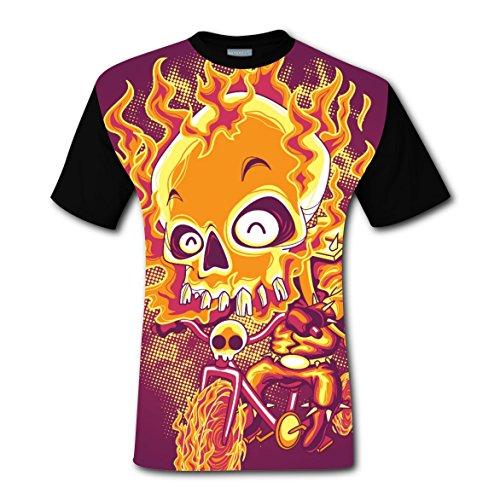 I Love My Bike T-shirts Tops Short Sleeve Tee Shirt Sports Hot for Men L (Diy Light Synchronized Christmas Show)