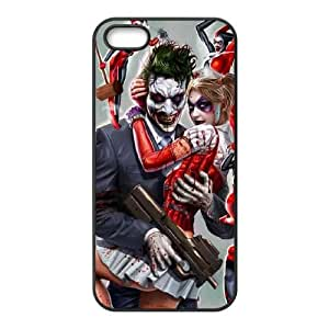 The Joker iPhone 5 5s Cell Phone Case Black DIY Gift xxy002_0380431