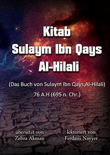 kitab-sulayim-ibn-qays-al-hilali-das-buch-von-sulaym-ibn-qays-al-hilali-deutsch-arabisch