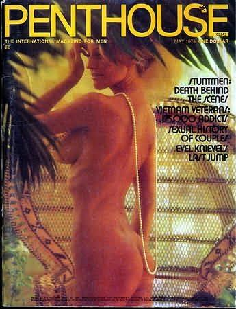 Penthouse Magazine May 1974