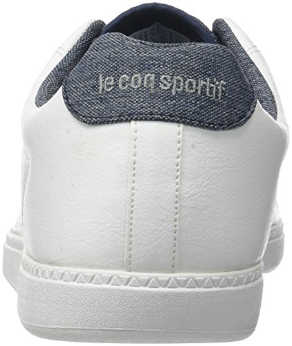 White Sneaker Weiß Le 2 Herren Coq Courtcraft Dress Lea Sportif S Optical Tones ppPOwB
