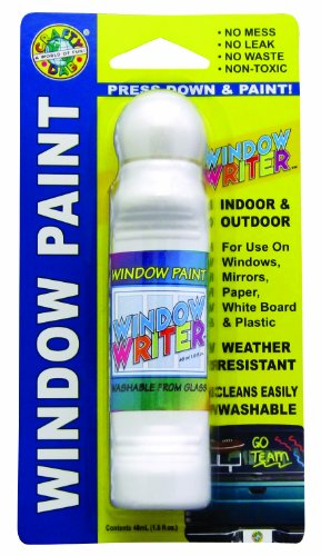 Crafty Dab Window Writer - White
