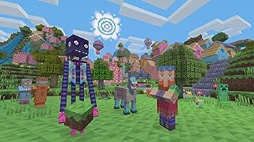 Minecraft - DLC,  Pattern Texture Pack - Wii U [Digital Code]