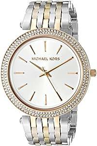 Michael Kors Women's MK3203 Darci Tri-Tone Watch