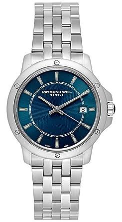 Raymond Weil Analogue Blue Dial Men's Watch - 5591-ST-50001
