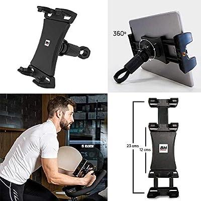 BH Fitness – Soporte para Smartphone y Tablet para Máquinas de ...