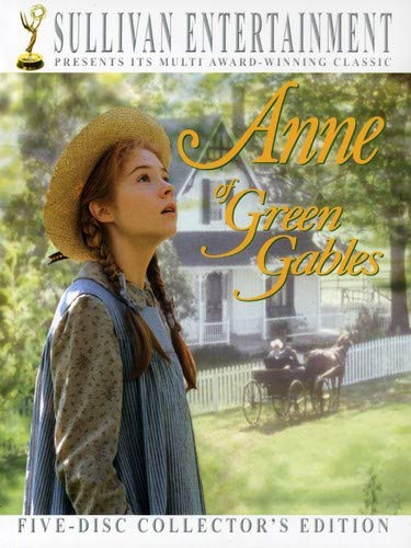 DVD : Anne of Green Gables: 20th Anniversary Collector's Edition
