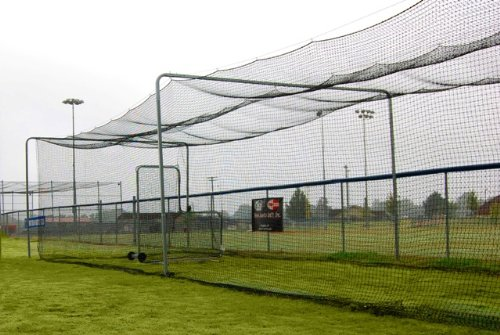 Trigon Sports Procage #24 Batting Tunnel Net, 70 x 14 x 12-Feet by Trigon Sports