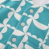 pureborn Baby Warm Jacket Cotton Vest Autumn and