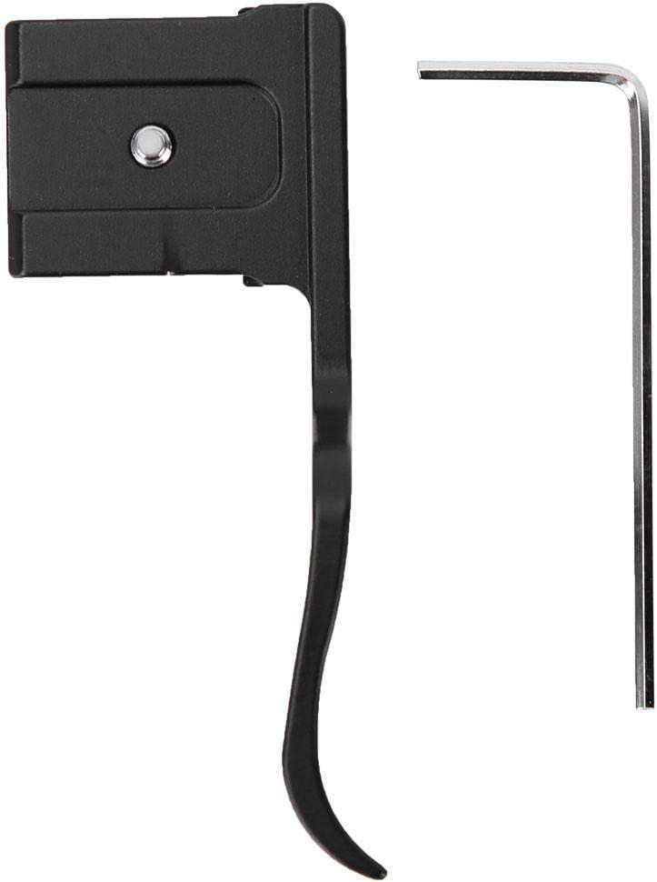 Black Aluminum Alloy Hand Grip Accessory for Fuji XT30 Camera Camera Grip for Fuji