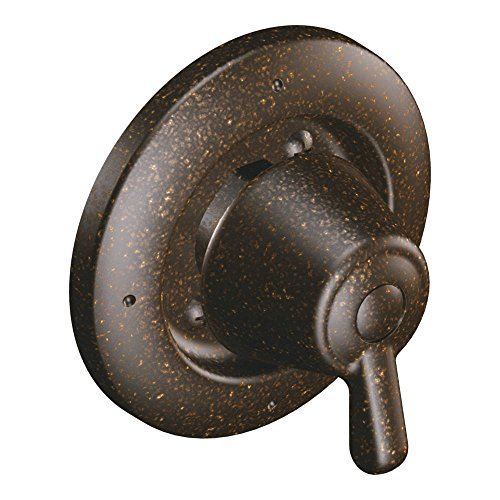 Moen T4171ORB-3372 3-Function Transfer Valve Trim Kit with Lever Handle and Valve, Oil Rubbed Bronze