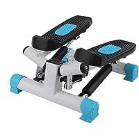 WLHER trapklimmer Stap Oefening Fitness Machine met Trekkoord, Aerobic Equipment, Laad tot 120 Kg met LED Display Sport…