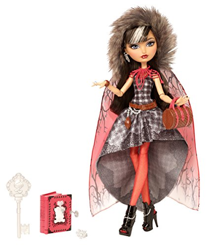 Ever After High Legacy Day Cerise Hood Doll -