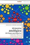 capa de Dicionário Analógico da Língua Portuguesa