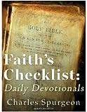 Faith's Checkbook: Daily Devotionals