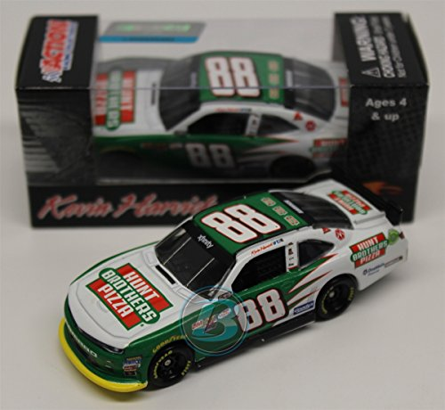 Lionel Racing Kevin Harvick #88 Hunts Brother's Pizza Xfinity 2016 Chevrolet Camaro NASCAR Diecast Car (1:64 Scale)