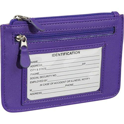 Royce Leather Women's RFID