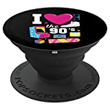 Best GREAT PHONE CASE GIFT Phone Cases Phone Case and Gift 90s Musics - I Love The 90's Halloween Costume - PopSockets Review