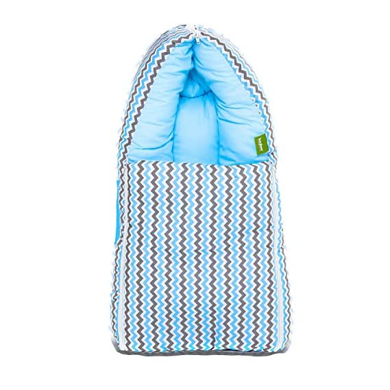 Baybee 3 in 1 Baby Carry Bed for Baby   Sleeping Bed for Baby   Nest Bed for Baby/Bedding for Newborn 0-6 Months (Blue)