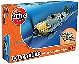 Airfix Quickbuild Messerschmitt 109 Airplane Model