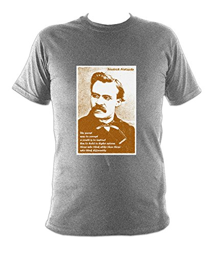 Clothing Corrupt (Friedrich Nietzsche T Shirt How to Corrupt A Youth. Tee T-Shirt Quote Gift - Size: Medium)