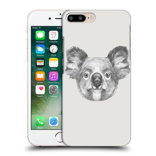 GoGoMobile Coque de Protection TPU Silicone Case pour // Q05150631 Dessin koala Platine // Apple iPhone 7 PLUS