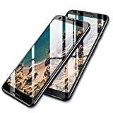 [2-Pack] Screen Protector Tempered Glass Compatible Google Pixel 3, [Full-Coverage] Ainope Edge to Edge Screen Protector 0.33mm Compatible for Google Pixel 3 [Case Friendly] Anti-Fingerprint
