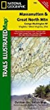 Massanutten & Great Northern Mountains, Virginia# 792 (National Geographic Trails Illustrated Map)