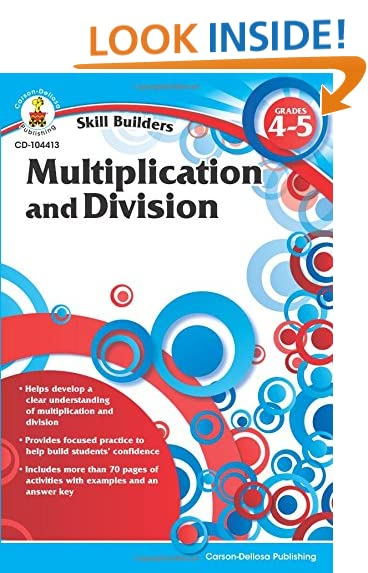 Division Math: Amazon.com