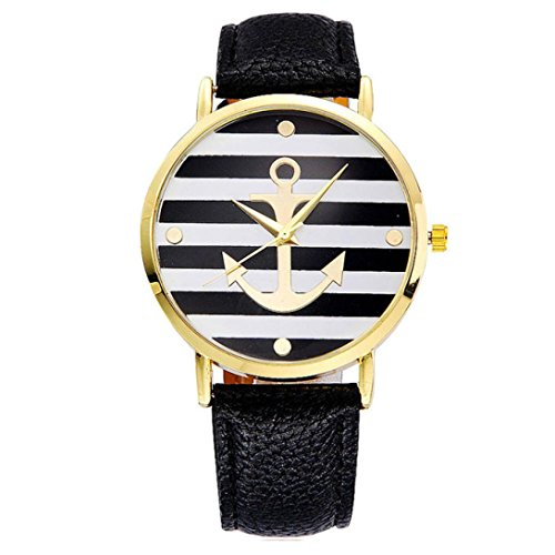 Dress Watches Canserin Leather Anchor product image