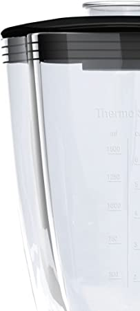 Bosch SilentMixx MMB65G0M - Batidora de vaso, 800 W, 2.3 litros ...