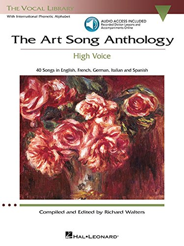 English Song Anthology - 1
