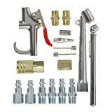 Porter Cable 17 Pc Compressor Accessory Kit # P17ACK by PORTER-CABLE
