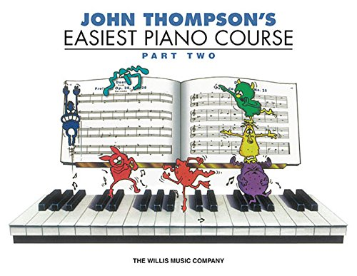 Course Part (Easiest Piano Course Part 2 John Thompson's)