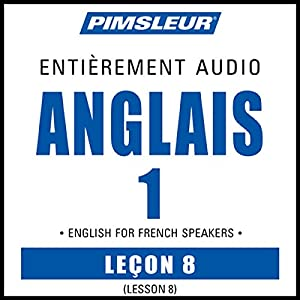 ESL French Phase 1, Unit 08 Audiobook