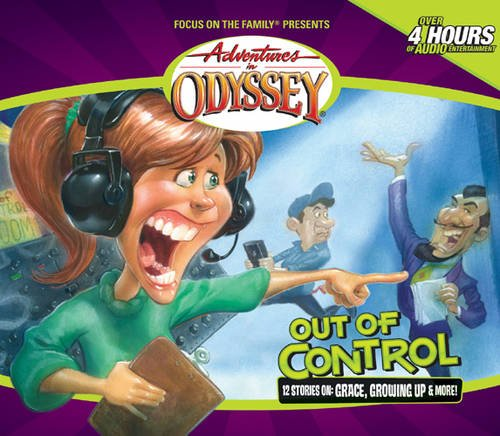 Out of Control (Adventures in Odyssey) ebook