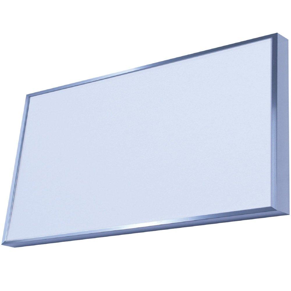 アルナ 長方形 水彩 アルミ 額縁 T25 シルバー 2085 500×250mm B01BBLWG0S 500×250mm|シルバー シルバー 500×250mm