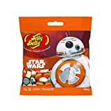 Jelly Belly Star Wars - BB-8 Jelly Beans, Astro Droid Mix, Assorted Flavours, 80-g