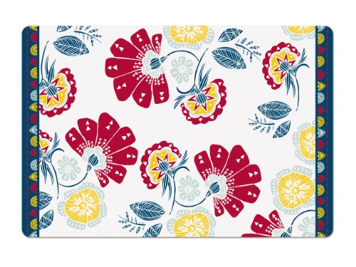 Studio Oh 24 Count Leah Duncan Placemats, Marigold