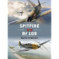 Spitfire vs Bf 109: Battle of Britain (Duel)