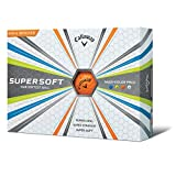 Callaway 2017 Supersoft Golf Balls (One Dozen) Multi