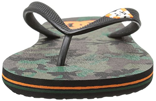 Spray Graffik Orange Camo Sandales Shoes hommes DC OpwxFq5