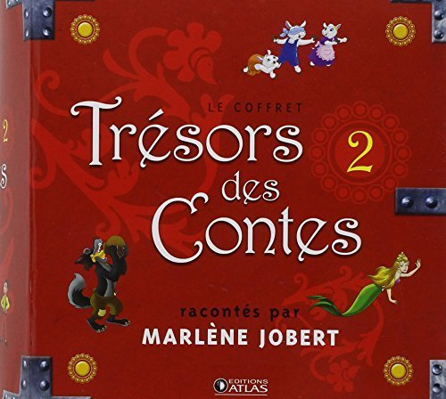 (Le Coffret Tresors Des Contes : Volume 2 : 10 contes (French Edition) by Marlene Jobert (2012-10-10))