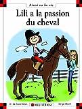 """Afficher """"Max et Lili n° 92 Lili a la passion du cheval"""""""