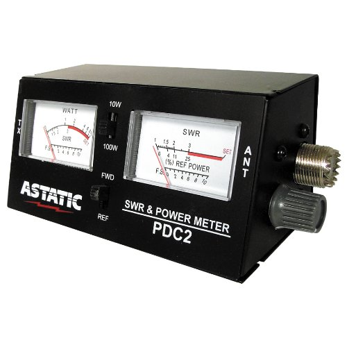 Astatic (302-PDC2 SWR/RF/Field Strength Test Meter