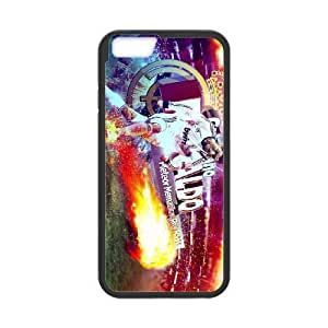 Personalized Durable Cases Cristiano Ronaldo For iPhone 6 Plus 5.5 Inch Cell Phone Case Black Prvav Protection Cover