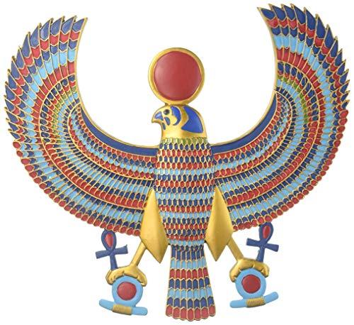 (Design Toscano Horus Egyptian Wall Plaque)
