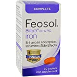 Cheap Feosol® Complete with patented Bifera® Iron, 30 Count